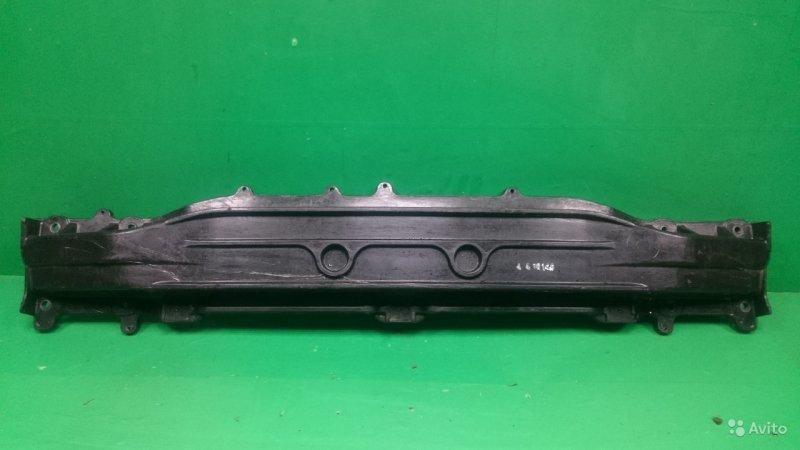Усилитель бампера Hyundai I30 2 2011 задний (б/у)