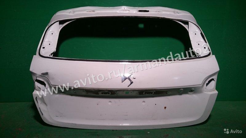 Дверь багажника Citroen Ds4 2011 (б/у)
