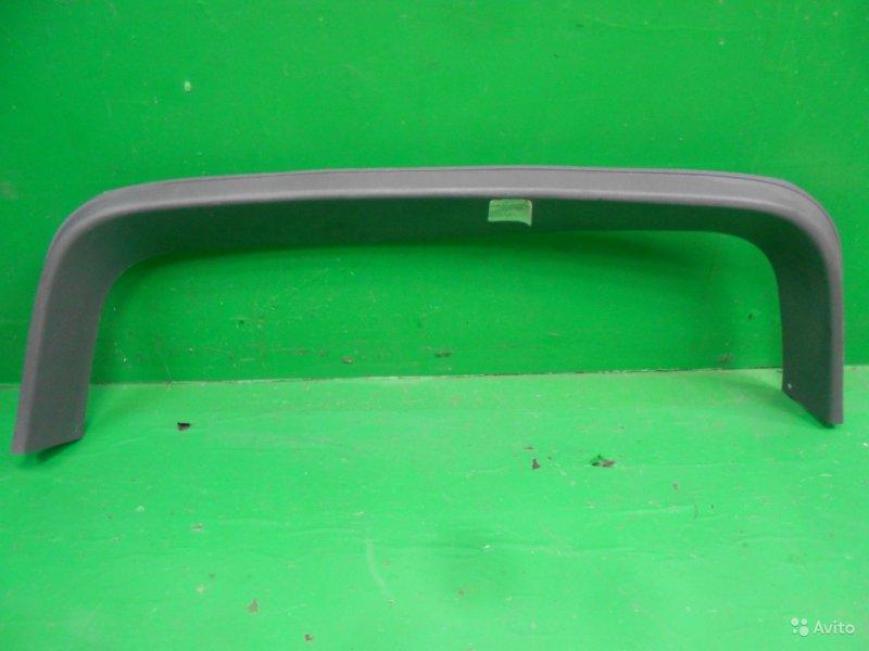Обшивка багажника Ssangyong Stavic 2013 левая нижняя (б/у)