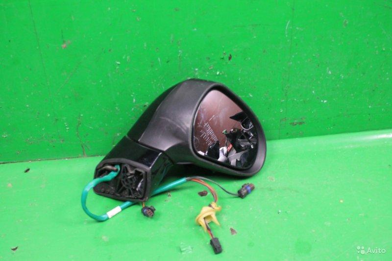 Зеркало Peugeot 308 2007 правое (б/у)