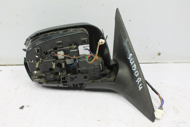 Зеркало Subaru Impreza 3 2007 правое (б/у)