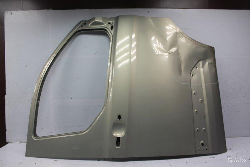 Дверь Ford Tourneo Custom 2012 передняя правая (б/у)