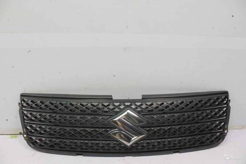 Решетка радиатора Suzuki Grand Vitara JT РЕСТАЙЛИНГ 2008 (б/у)