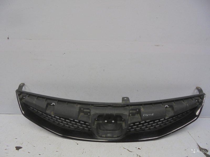 Решетка радиатора Honda Civic 2009 (б/у)