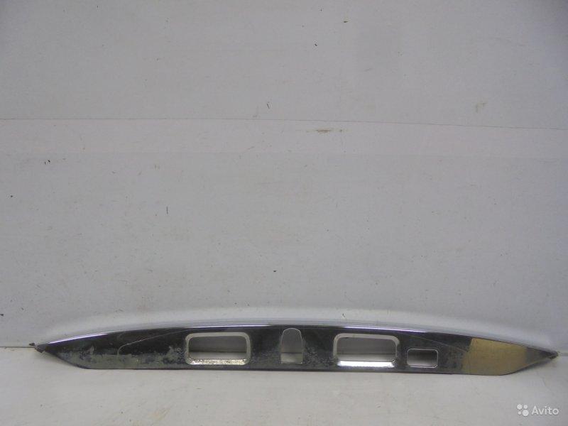 Накладка крышки багажника Honda Accord 9 2012 (б/у)