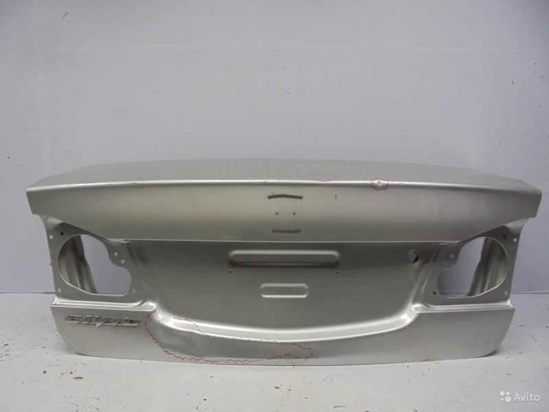 Крышка багажника Honda Civic 2004 (б/у)