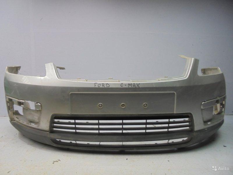 Бампер Ford C-Max 2003 передний (б/у)