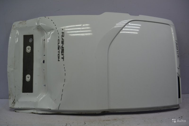 Дверь багажника Ford Transit Custom 2017 левая (б/у)