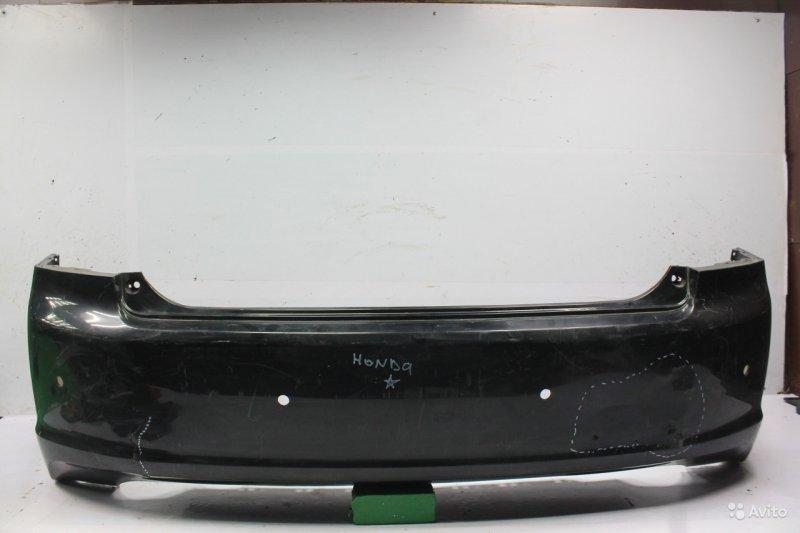 Бампер Honda Civic 8 2006 задний (б/у)