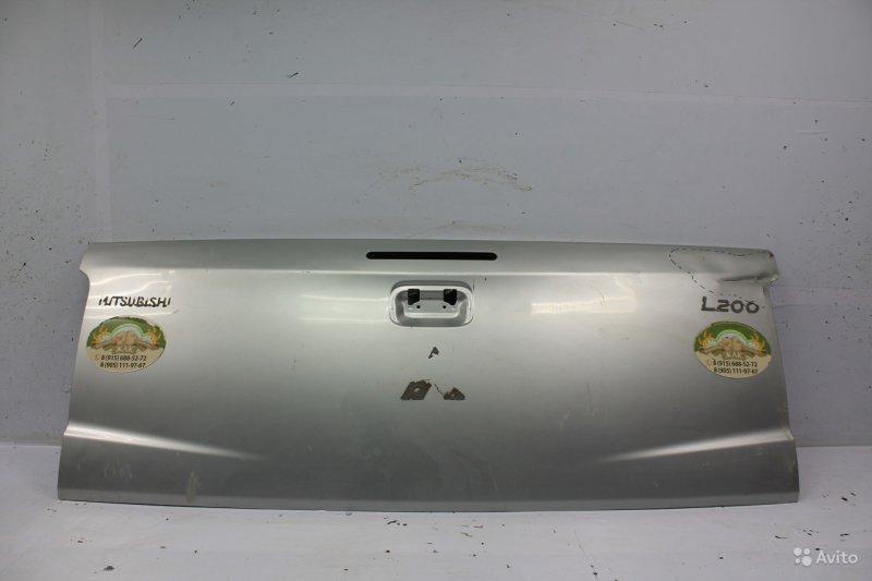 Крышка багажника Mitsubishi L200 5 2015 (б/у)