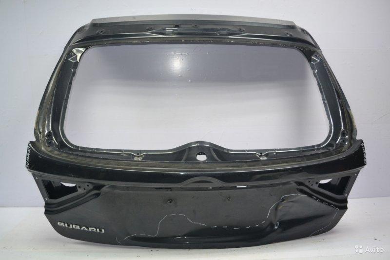 Дверь багажника Subaru Impreza 3 2007 (б/у)
