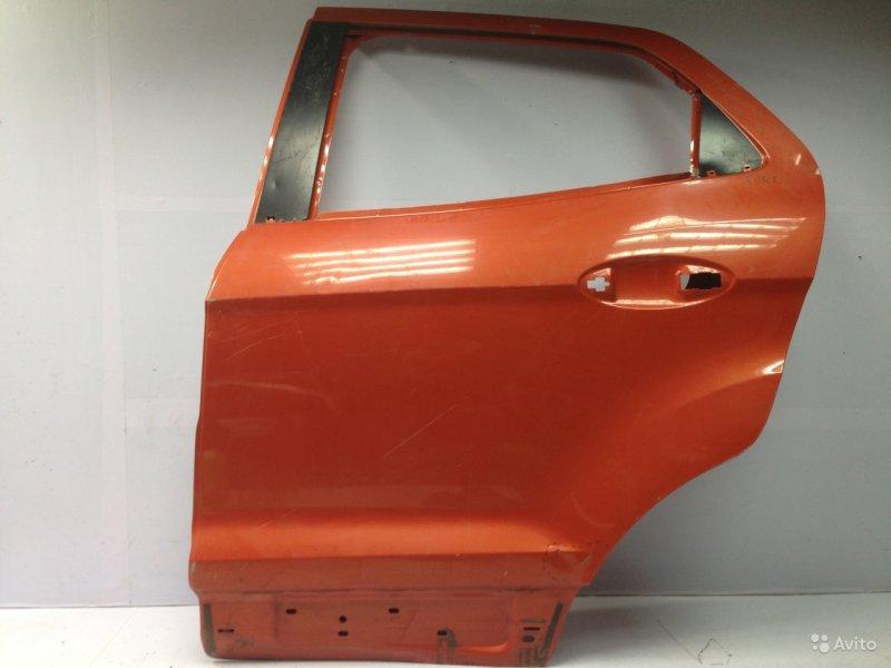 Дверь Ford Escape 3 2012 задняя левая (б/у)