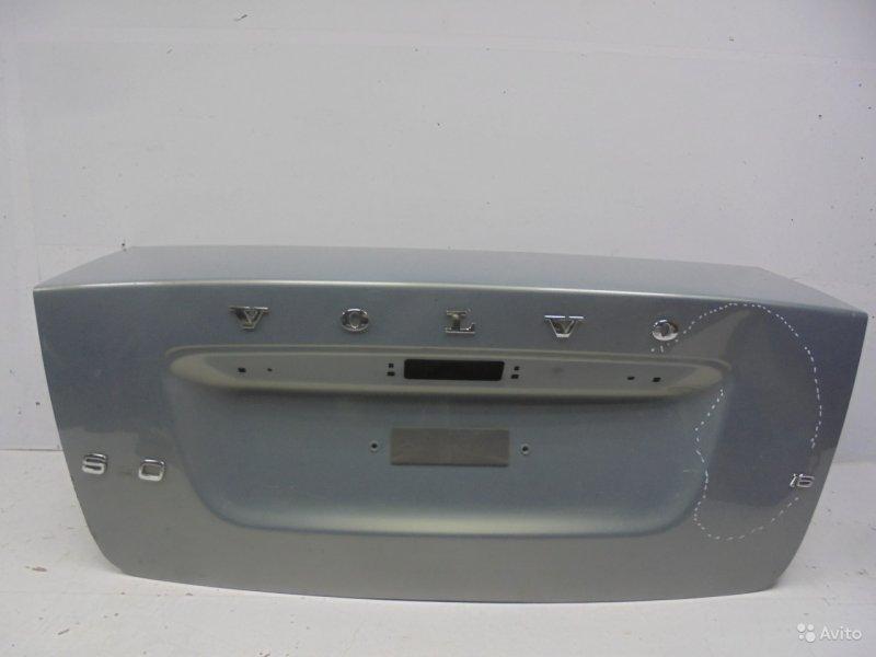 Крышка багажника Volvo S40 2 2004 (б/у)