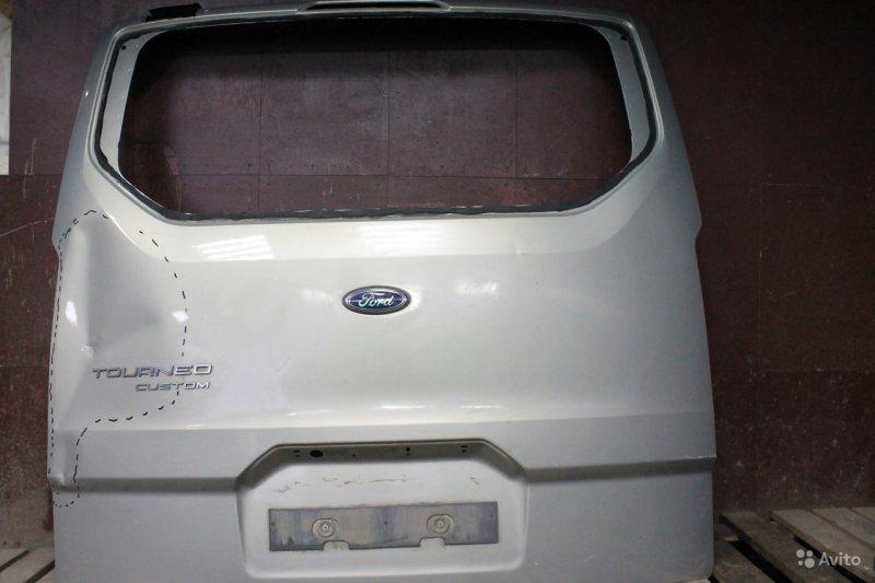 Дверь багажника Ford Tourneo Custom 2012 (б/у)
