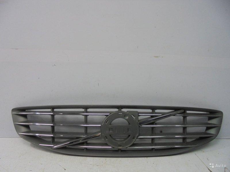Решетка радиатора Volvo S60 2 РЕСТАЙЛИНГ 2013 (б/у)