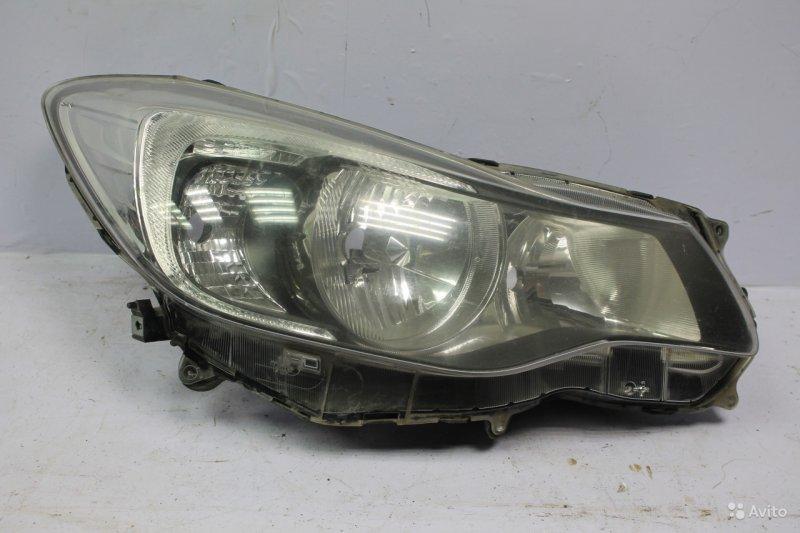 Фара Subaru Xv 2011 правая (б/у)
