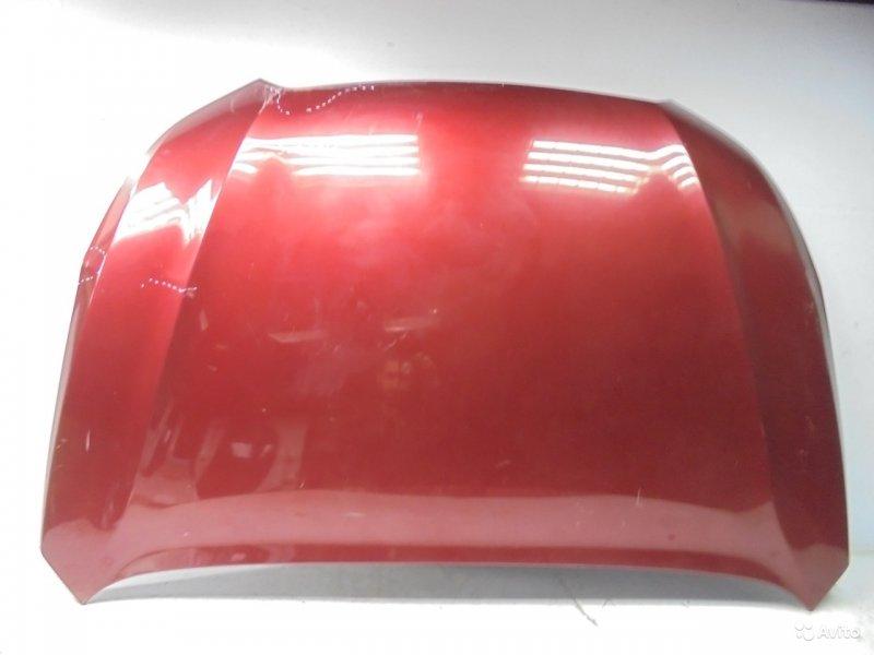 Капот Subaru Xv 2011 (б/у)