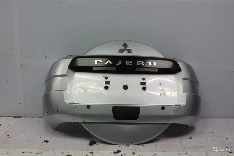 Кожух запасного колеса Mitsubishi Pajero 4 2007 (б/у)