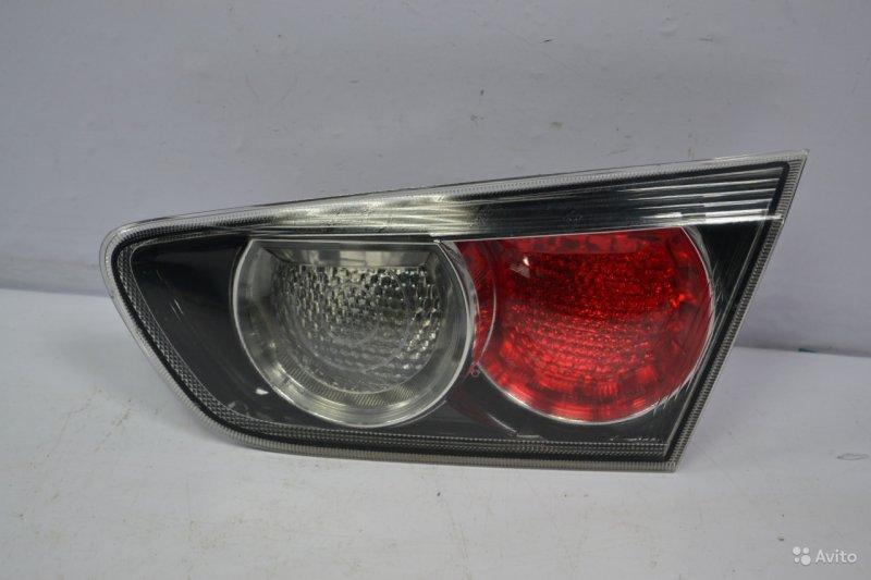 Фонарь Mitsubishi Lancer 10 РЕСТАЙЛИНГ 2011 правый (б/у)