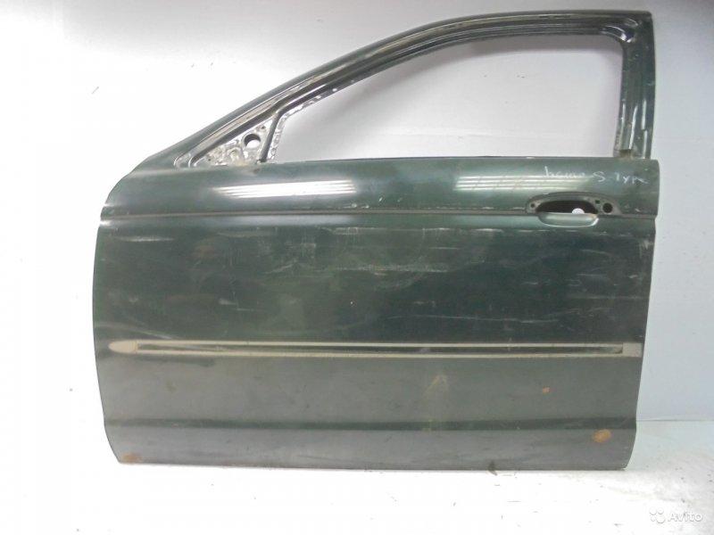 Дверь Jaguar X-Type 2001 передняя левая (б/у)