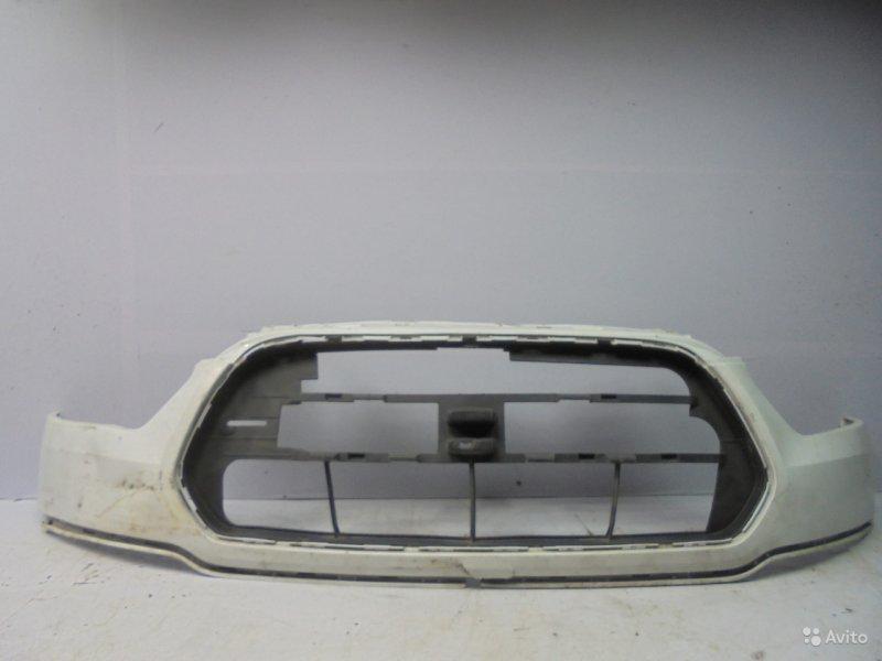 Бампер Ford Tourneo Custom 2012 передний (б/у)