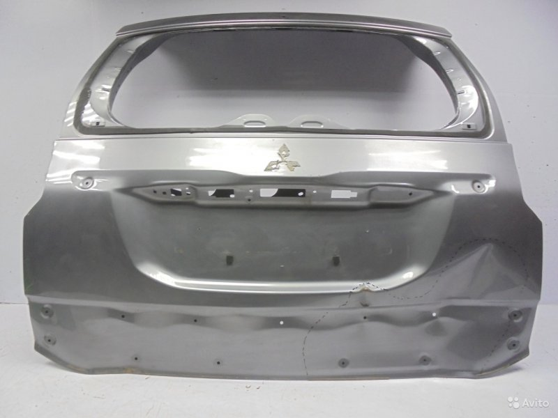 Дверь багажника Mitsubishi Space Star РЕСТАЙЛИНГ 2002 (б/у)