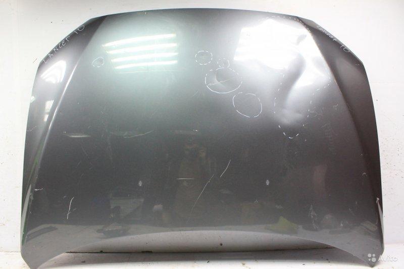 Капот Mitsubishi Lancer 10 2007 (б/у)