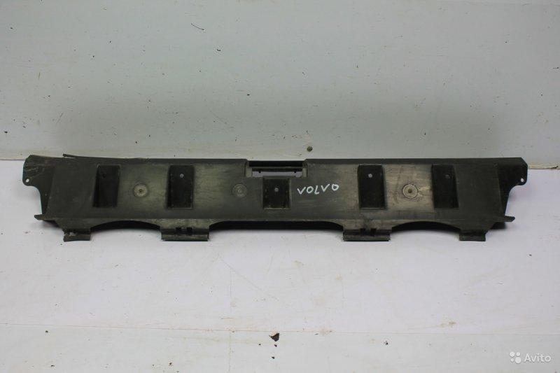 Кронштейн бампера Volvo S60 2 2010 задний (б/у)