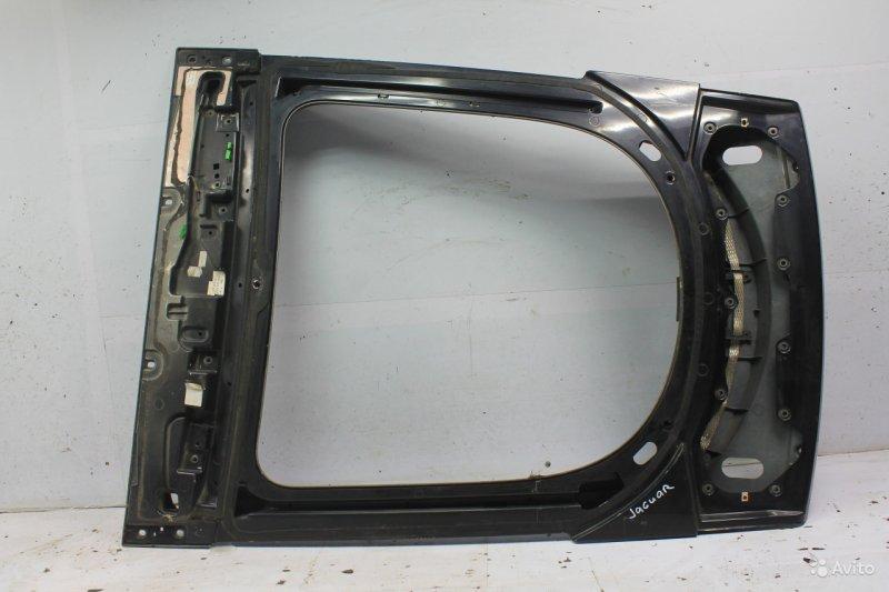 Крышка багажника Jaguar F-Type 2013 (б/у)