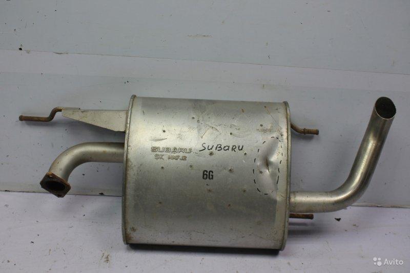 Глушитель Subaru Xv 2011 (б/у)