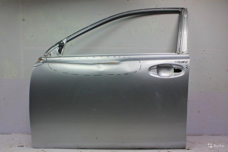 Дверь Subaru Outback 4 2009 передняя левая (б/у)