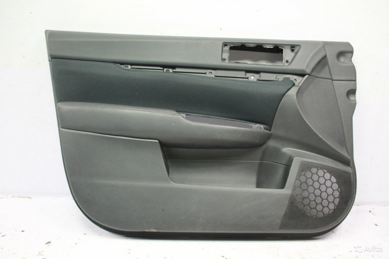 Обшивка двери Subaru Outback 4 2009 передняя левая (б/у)