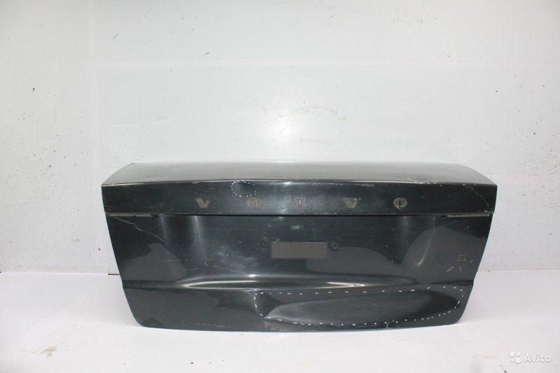 Крышка багажника Volvo S80 2 РЕСТАЙЛИНГ 2009 (б/у)