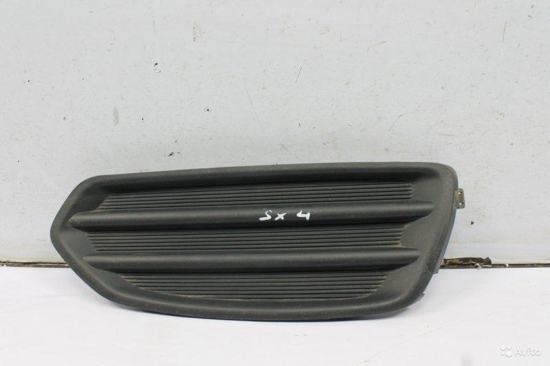 Накладка птф Suzuki Sx4 2 2013 правая (б/у)