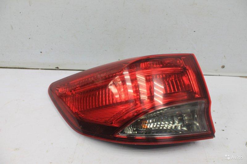Фонарь Acura Mdx 3 2013 левый (б/у)