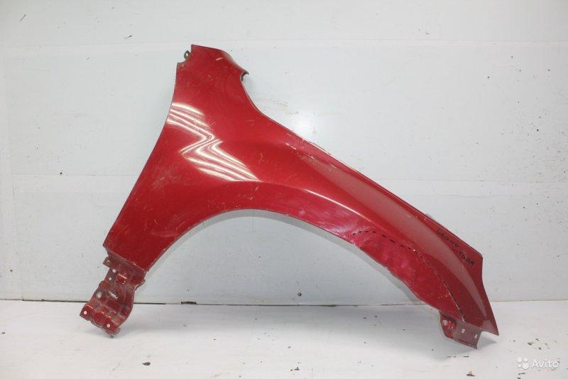 Крыло Suzuki Grand Vitara JT 2005 переднее правое (б/у)