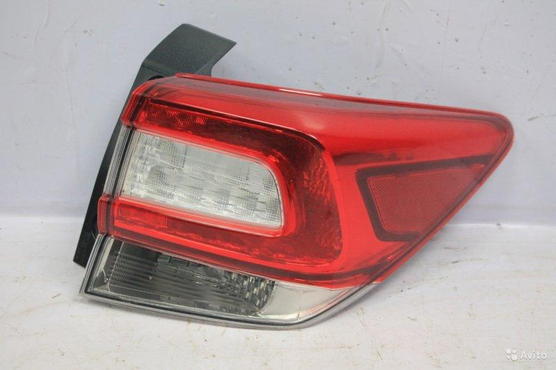 Фонарь Subaru Xv 2 2017 правый (б/у)