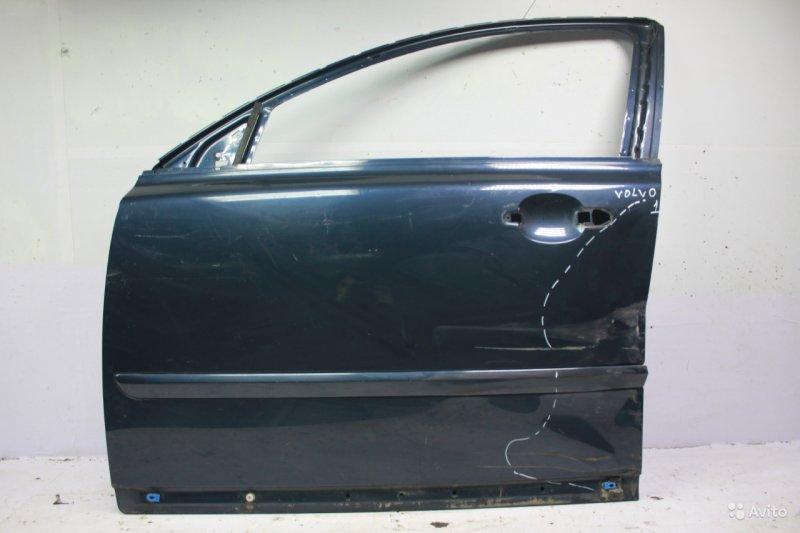 Дверь Volvo S40 2 2004 передняя левая (б/у)
