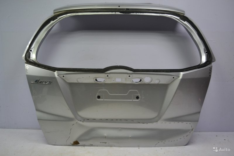 Дверь багажника Honda Jazz 2002 (б/у)