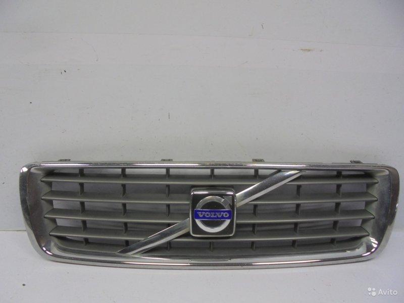 Решетка радиатора Volvo S80 2 2007 (б/у)
