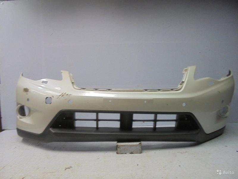Бампер Subaru Xv 2011 передний (б/у)