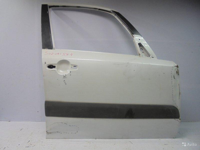 Дверь Suzuki Sx4 2006 передняя правая (б/у)