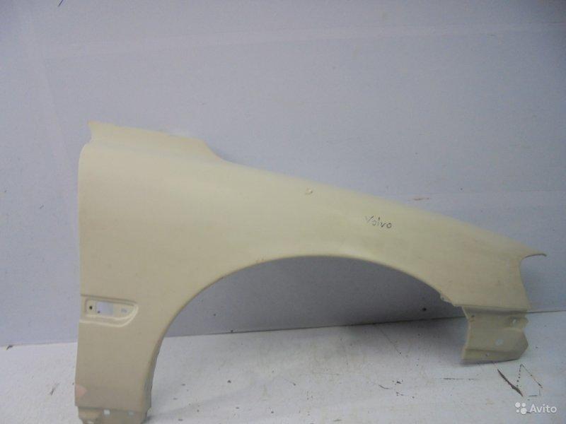 Крыло Volvo S60 2000 переднее правое (б/у)