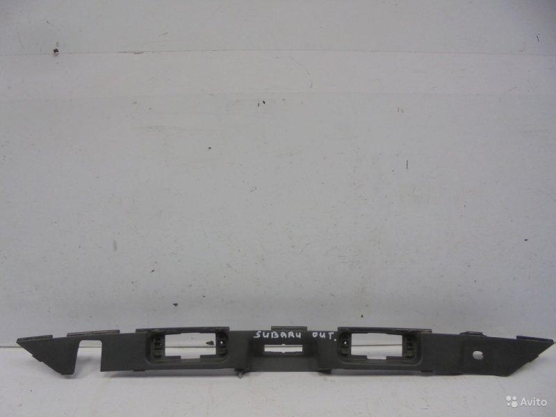 Накладка багажника Subaru Outback 4 2009 (б/у)
