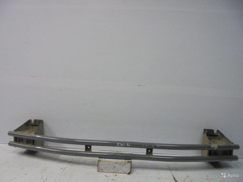 Усилитель бампера Suzuki Sx4 2006 задний (б/у)