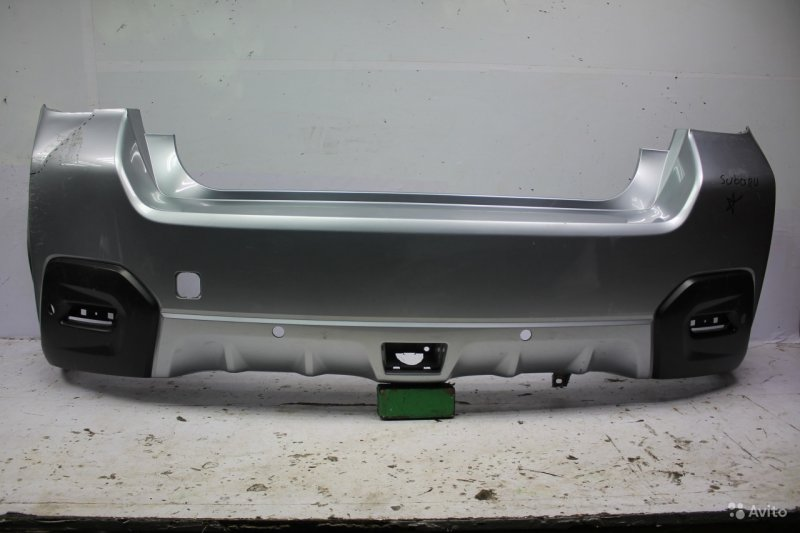 Бампер Subaru Xv 2011 задний (б/у)