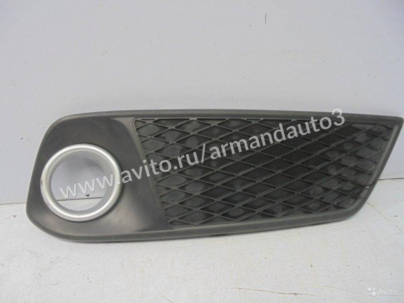 Накладка птф Acura Rdx 2 2013 правая (б/у)