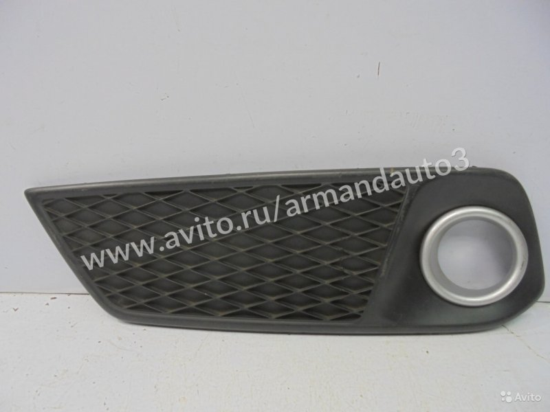 Накладка птф Acura Rdx 2 2013 левая (б/у)