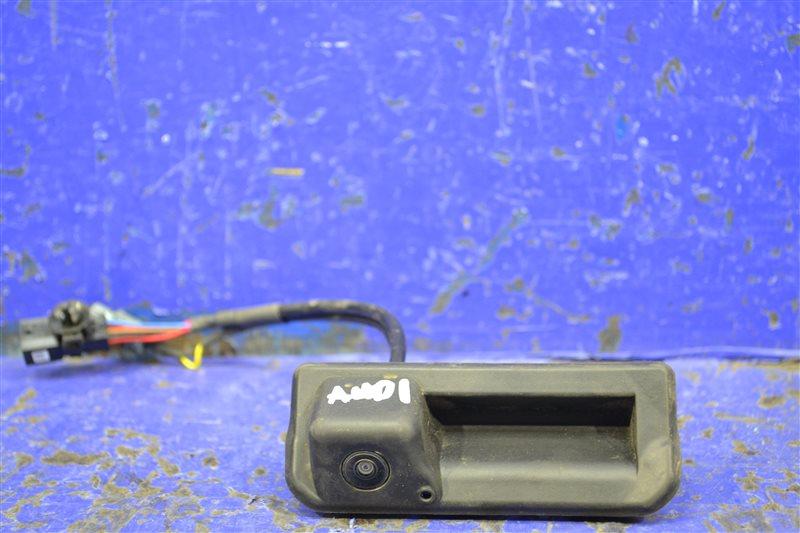 Ручка крышки багажника Audi A4 B8 2007 (б/у)