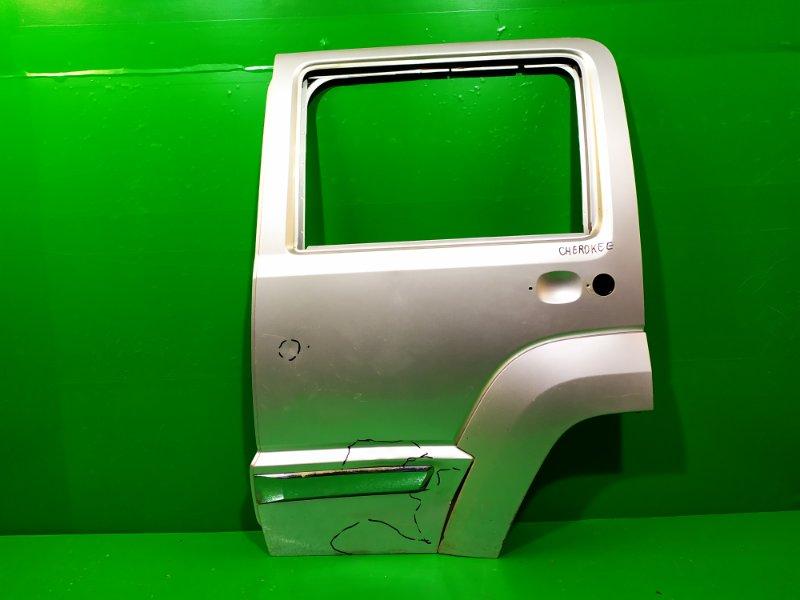 Дверь Jeep Cherokee KK 2007 задняя левая (б/у)